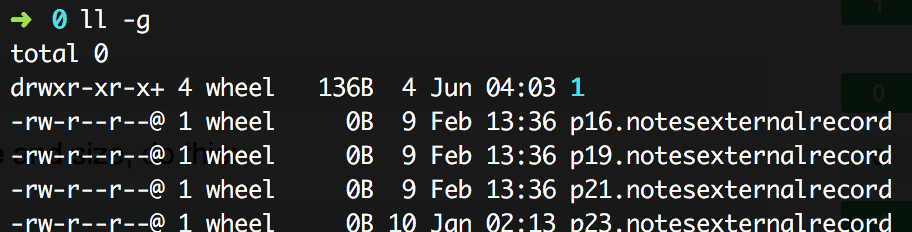 macOS备忘录 (Notes) 删除的笔记找回方法 第3张