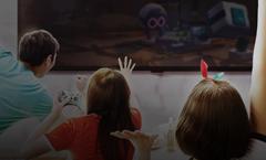 腾讯让电视支持玩游戏大作,可以不用买游戏主机了?