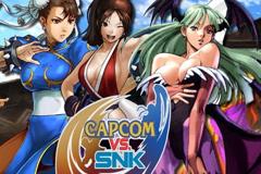 [Mugen] 优秀格斗游戏《卡普空对SNK:进化2》整合版